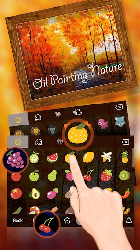 Oil Painting Nature Theme  screenshots 3