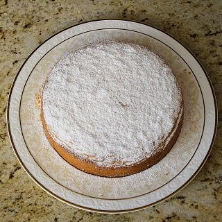 Hazelnut Cake with Dried Apricots Recipe