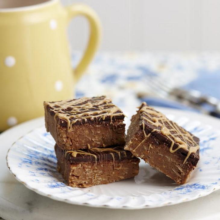 No-Bake Chocolate Bars Recipe