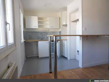 Appartement 3 pièces 50,3 m2