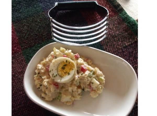 Potato Salad Quick Time