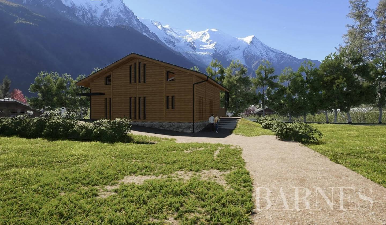 Chalet avec vue panoramique Chamonix-Mont-Blanc