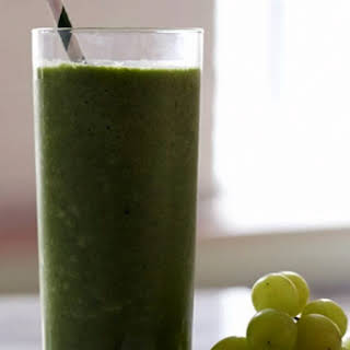 Cool Green Smoothie.