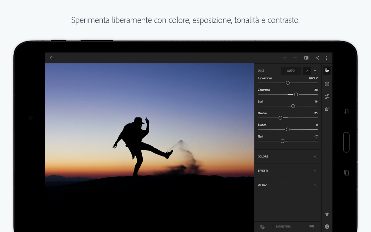 Adobe Photoshop Lightroom CC- screenshot