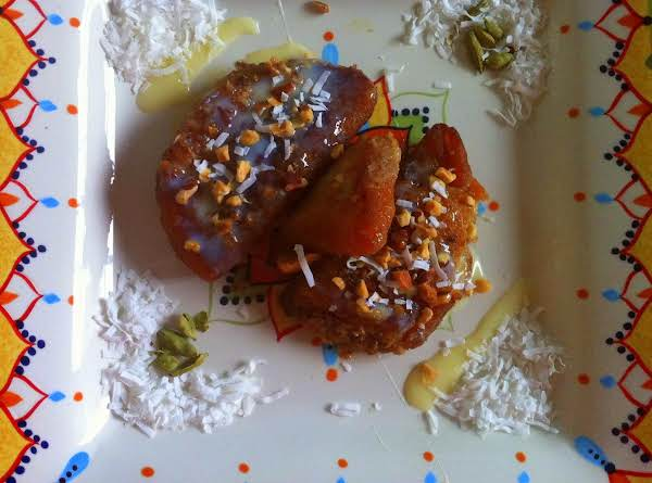 The Wedding (hazelnut Samosas Soaked In Milk Mix) Recipe