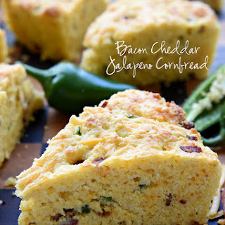 Jalapeno Cheddar Cornbread Bacon Recipes
