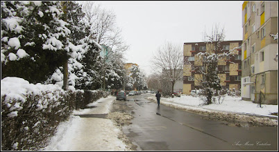 Photo: Turda - Str. Rapsodiei - 2018.12.21