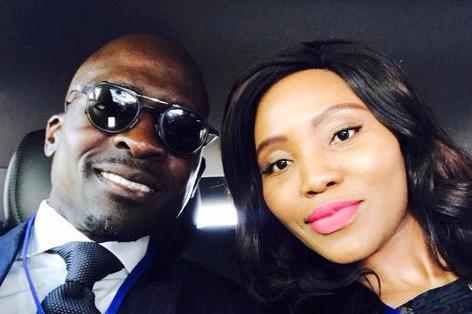 Malusi and Norma Gigaba. Picture: INSTAGRAM