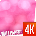 Pink Wallpapers 4K icon