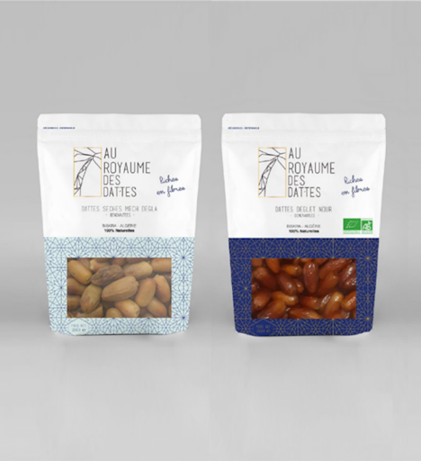 Duo sachets dattes