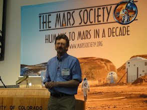 Photo: Nick Schneider, University of Colorado, Instrument Lead for the Imaging UV Spectrograph on MAVEN