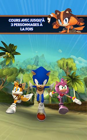 android Sonic Dash 2: Sonic Boom Screenshot 1