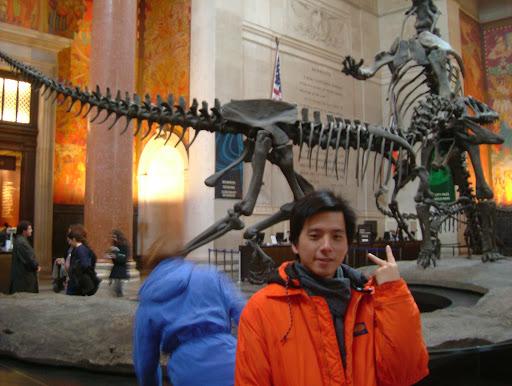 傳說中的恐龍骨