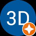 1 passion 3D