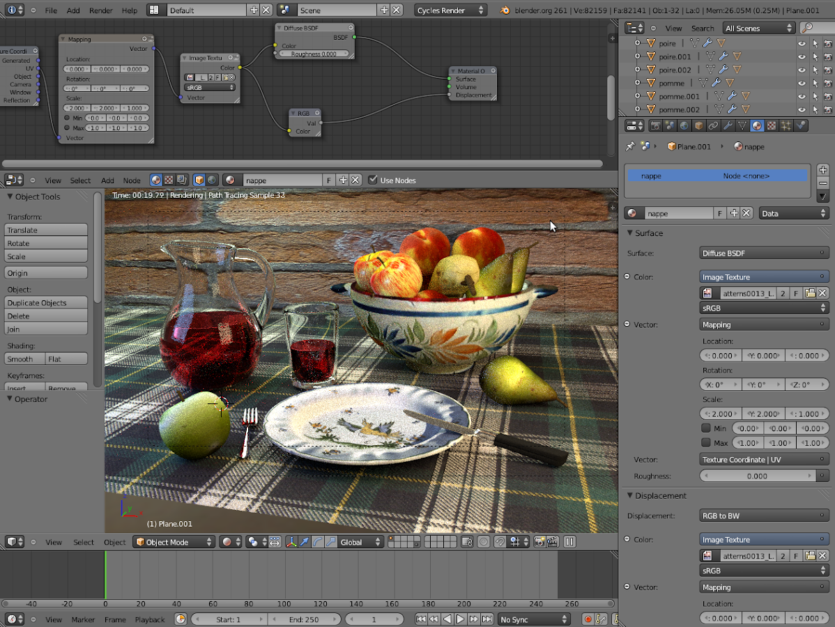 how to use blender 3d software