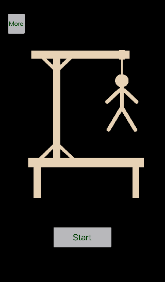 Simple Easy Hangman- screenshot