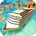 Port Craft: Paradise Ship Boys Craft Games icon