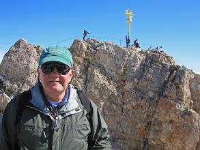 Photo: Dick Near the Zugspitze Summit