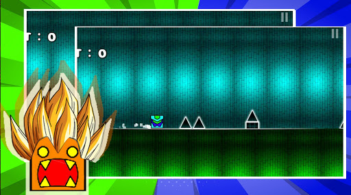 Geometry Super Dragon  screenshots 14