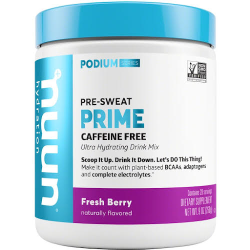 Nuun Prime Hydration Drink Mix: Fresh Berry, 20 Serving Canister