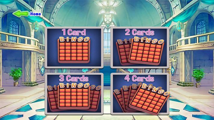 Bingo game for free - screenshot