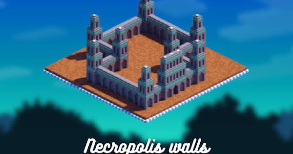 Necropolis walls