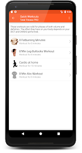 App Total Fitness - Gym & Workouts APK for Windows Phone