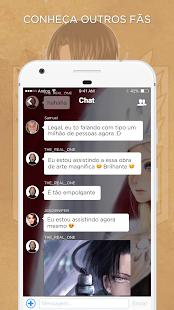 Titãs Amino para Attack on Titan em Português - náhled