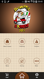 Brunetti Express 301- screenshot thumbnail