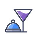 Nevermind Bar & Sociall, Indiranagar, Bangalore logo