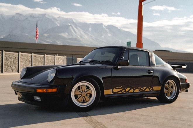 1985 Porsche 911 Targa Hire CA