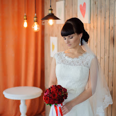 Wedding photographer Natalya Olkhovik (NatalkaO). Photo of 01.11.2016