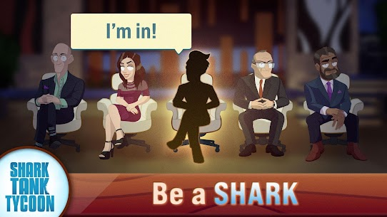 Shark Tank Tycoon MOD APK (Unlimited Everything) 1