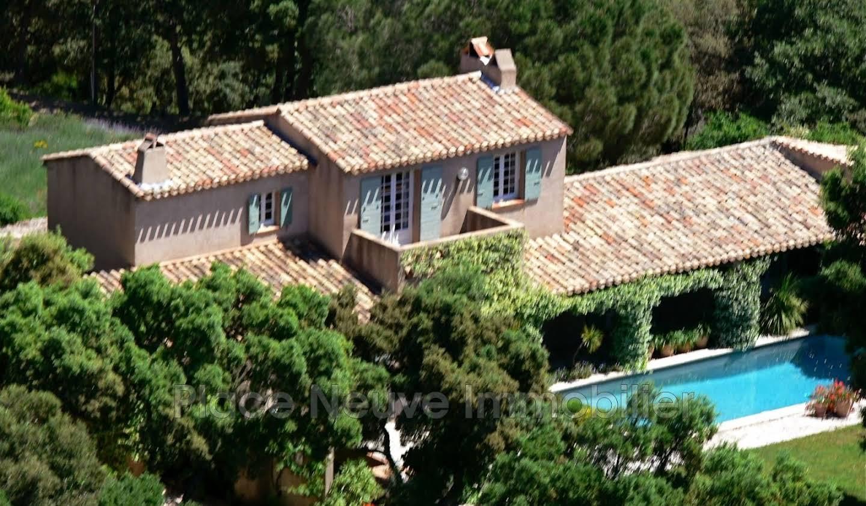 House La Garde-Freinet