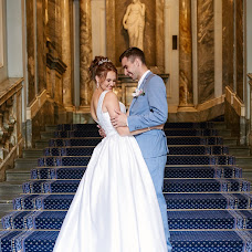 ช่างภาพงานแต่งงาน Nastya Stepanova (nastin) ภาพเมื่อ 13.02.2019