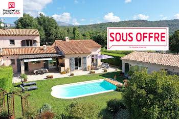 villa à Saint-Cézaire-sur-Siagne (06)