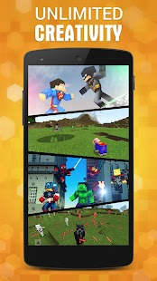 AddOns Maker Creator for Minecraft PE (MCPE) - náhled