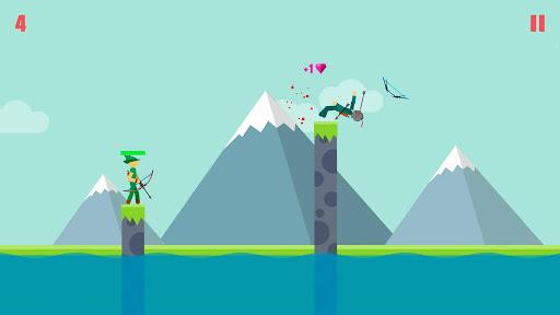 Stickman Archer 2  mod screenshots 1