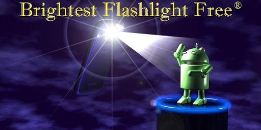 Brightest Flashlight Free ® screenshot 5