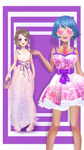 ud83dudc57ud83dudc84Anime Girl Dress Up  screenshots 8