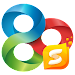 GO Launcher S – 3D Theme, Wallpaper & Sticker icon