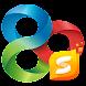 GO Launcher S –3Dテーマ、壁紙&ステッカー