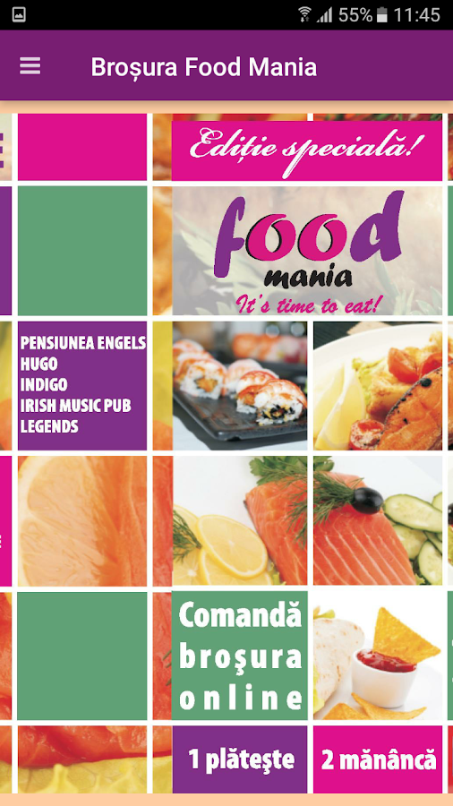 Food Mania- screenshot