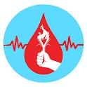 Veins 2 Veins - Blood Donor App icon