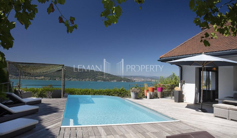 Villa avec piscine Veyrier-du-Lac