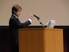 Photo: いよいよ最後は地元福岡支部の松原先生