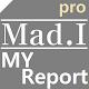 마이리포트Mad.I(PRO)(데일리리포트,시간 씀씀이 기록,시간관리, 자기관리) Download on Windows
