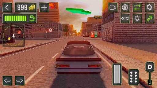 Driving Car Simulator 1.4 screenshots 7