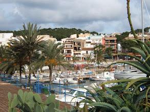 Photo: Der Hafen von Cala Rajada/ Mallorca. Viele Mallorca-Infos unter www.mallorca-ganz-privat.de