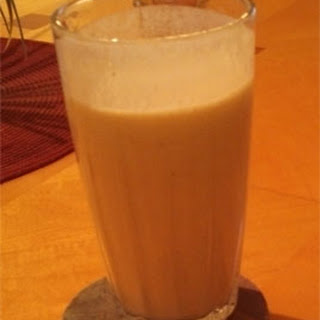 Banana Breakfast Smoothie.